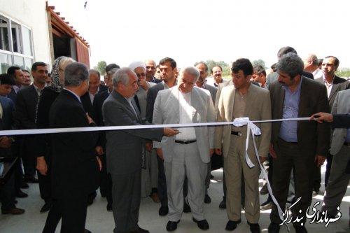 کارخانه بسته بندی میوه در بندرگز افتتاح شد