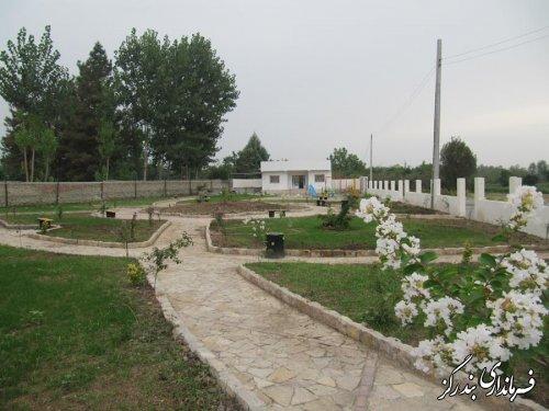 بازدید مدیران کل استانداری از روستاهای بندرگز