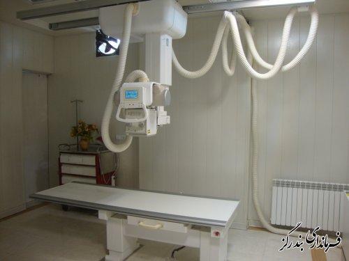 3 طرح عمرانی و بهداشتی ، درمانی در بندرگز به بهره برداری رسید