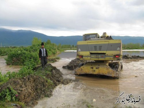 خسارت بارندگی در بندرگز 37 میلیارد ریال اعلام شد