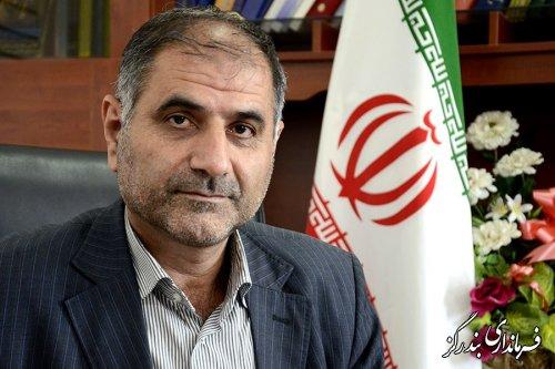 مصاحبه زنده رادیویی فرمانداربندرگز با برنامه روزنه گلستان با موضوع انتخابات