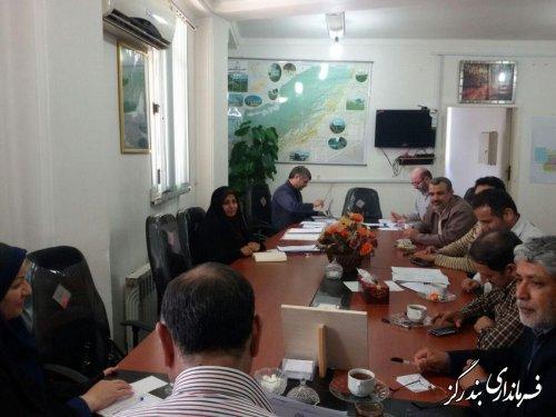 دوازدهمین  جلسه ستاد انتخابات شهرستان بندرگزبرگزارگردید