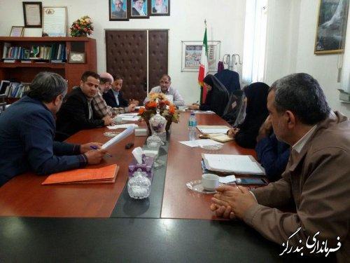 سیزدهمین جلسه ستاد انتخابات شهرستان بندرگز برگزار شد