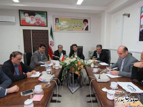 فرماندار بندرگز بر حمایت از واحدهای تولیدی و دست اندرکاران عرصه تولید تاکید کرد