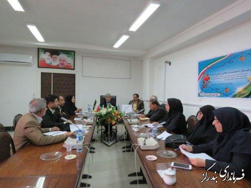اولین جلسه گروه کاری حقوق کودک در بندرگز برگزار شد