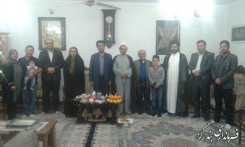 بزرگان حوزه فرهنگ ، ادب و هنر سفیران فرهنگی شهرستان بندرگز هستند