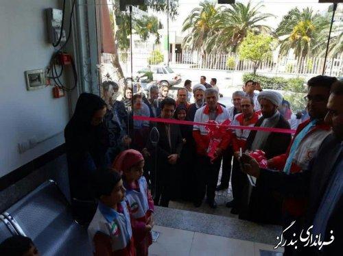 مرکز بینایی سنجی در بندرگز افتتاح شد