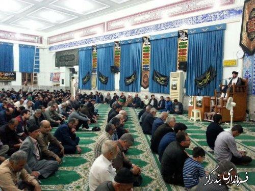 مردم بندرگز در سالگرد ارتحال امام خمینی (ره) به سوگ نشستند