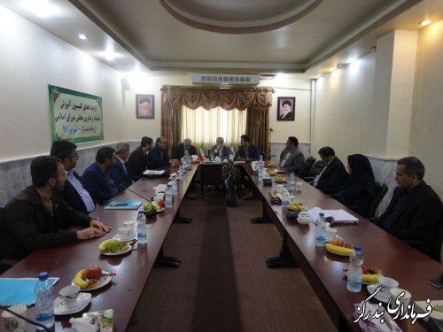 سرکشی اعضای کمیسیون آموزش مجلس شورای اسلامی از مراکز آموزش عالی بندرگز