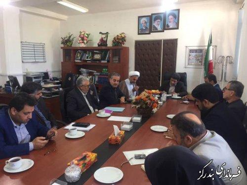 هیات بازرسی وزارت کشور اقدامات انجام شده در سواحل بندرگز را مورد ارزیابی قرار دادند