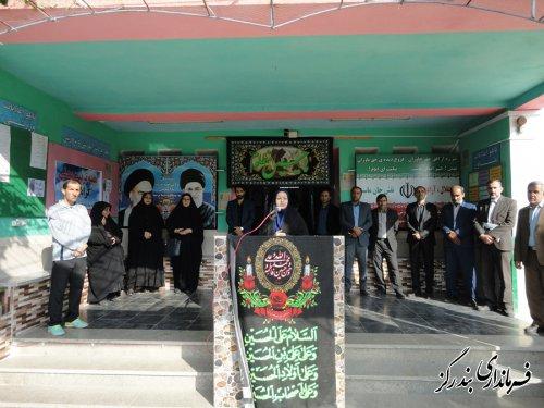 بیست و یکمین انتخابات شوراهای دانش آموزی در مدارس بندرگز برگزار شد