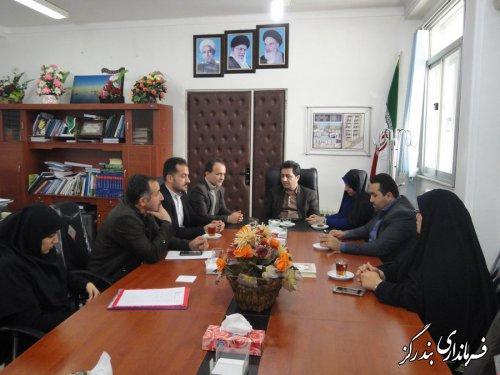 هیات رئیسه شورای اسلامی شهرستان بندرگز انتخاب شد