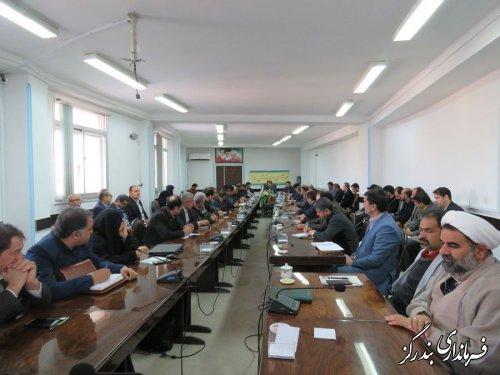 ستاد استقبال از ریاست جمهوری در بندرگز تشکیل شد