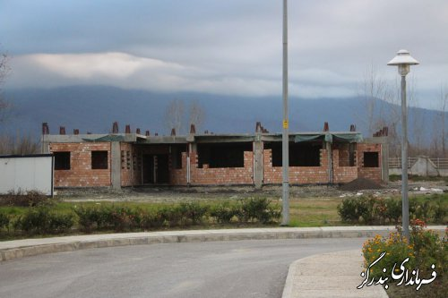 بازدید معاون رییس جمهوری از روند احداث مرکز دیالیز بندرگز