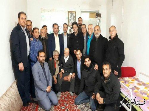 شهدا برای استحکام و ارزشهای نظام مقدس جمهوری اسلامی به شهادت رسیدند