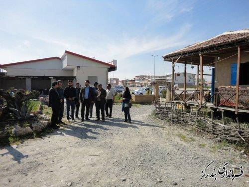 فرماندار بندرگز از راه اندازی 3 کمپ گردشگری و نوروزگاه در این شهرستان خبر داد