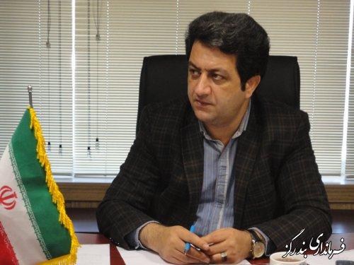 فرماندار بندرگز بر ارائه خدمات بهتر در تعطیلات نوروزی تاکید کرد