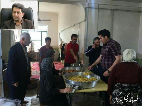 3 هزار پرس غذای گرم از بندرگز برای مناطق سیل زده گلستان ارسال شد