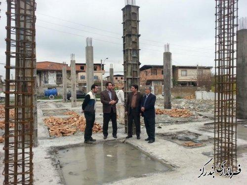 دو مدرسه خیرساز در بندرگز در حال احداث است