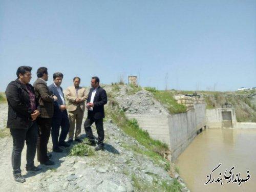 12 کیلومتر لایروبی در رودخانه های شهرستان بندرگز انجام شده است