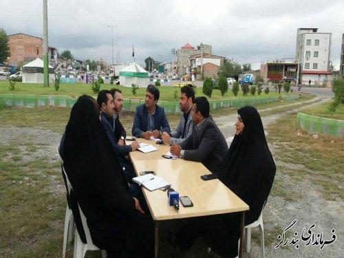 تکمیل پروژه میدان ورودی شهر مطالبه مردم بندرگز است