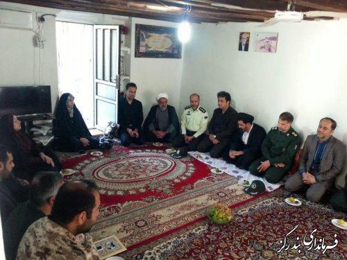 اقتدارکنونی نتیجه رشادت و فداکاریهای شهدا، ایثارگران و خانواده های آنها است