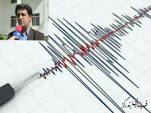 زلزله های شهر نوکنده خسارت نداشت