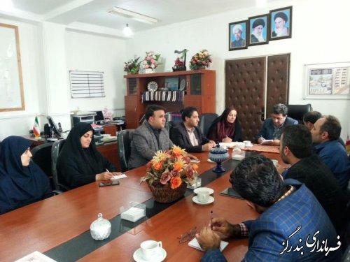 ستاد انتخابات شهرستان بندرگز فعال شد