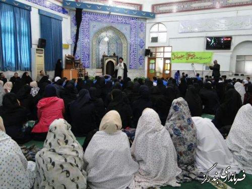 ظرفيت نماز و ترويج فرهنگ نماز يك ظرفيت بي منتهاست
