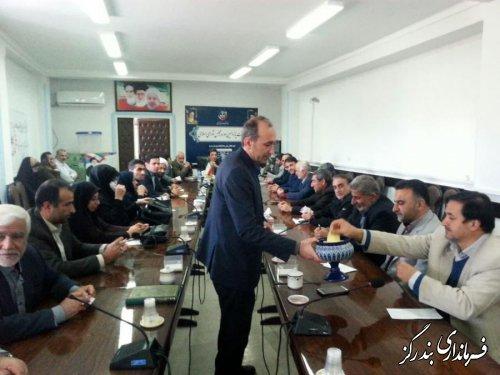 معتمدان هیات اجرایی انتخابات مجلس در بندرگز انتخاب شدند