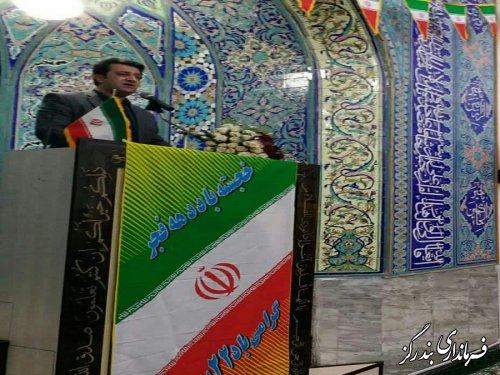 انقلاب ملت ایران در سال 57 مردمی ترین انقلاب ها در طول تاریخ بوده است
