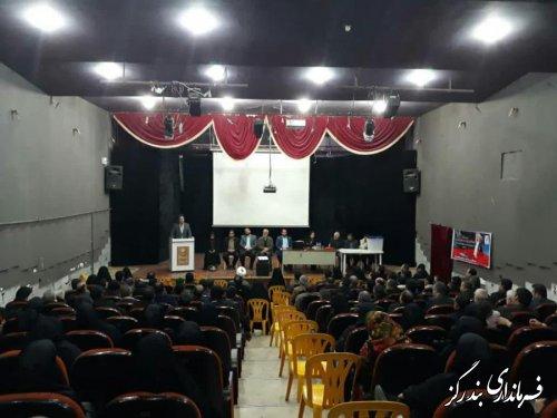 همه شرایط برای برگزاری انتخابات مطلوب در بندرگز فراهم شده است