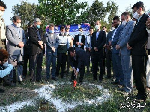 ساخت 150 واحد مسکن محرومان شهرستان بندرگز آغاز شده است