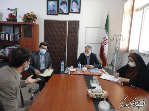 ملاقات عمومی معاون سیاسی، امنیتی استاندار گلستان با مردم در بندرگز