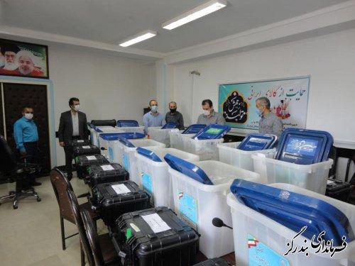 همه شرايط برای برگزاری مرحله دوم انتخابات در بندرگز فراهم شده است