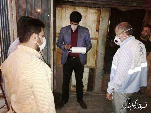 فرماندار بندرگز از پلمپ 3  قلیان سرا و کافه سنتی در شهرستان خبر داد