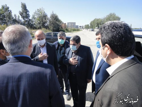 رییس بنیاد مسکن کشور از روستای سرمحله بندرگز بازدید کرد