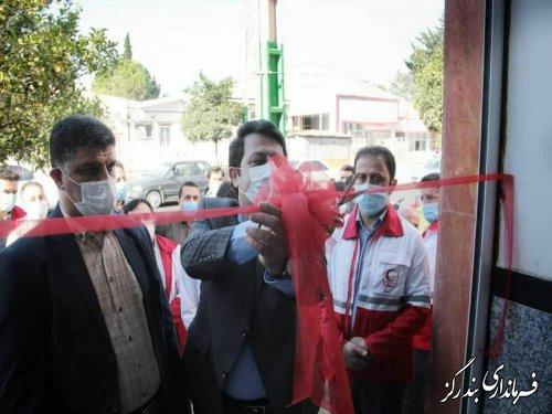 بانک امانات تجهیزات پزشکی در بندرگز افتتاح شد