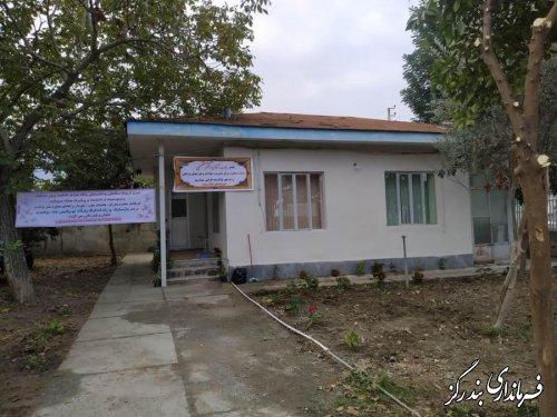 ساختمان پایگاه فوریتهای پزشکی (اورژانس ۱۱۵) بخش نوکنده افتتاح شد