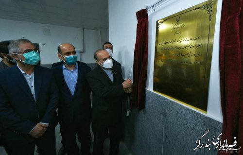 سالن ورزشی چند منظوره صدرای بندرگز پس از 19 سال افتتاح شد