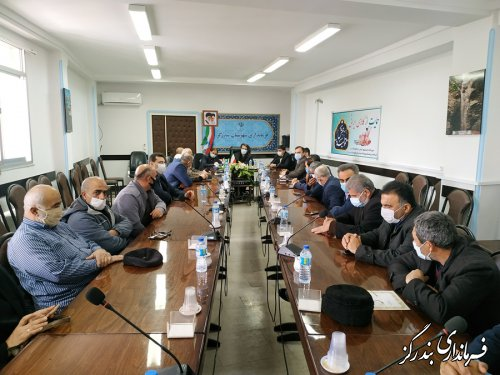 اعضای هیات اجرایی انتخابات 1400 در شهرستان بندرگز انتخاب شدند