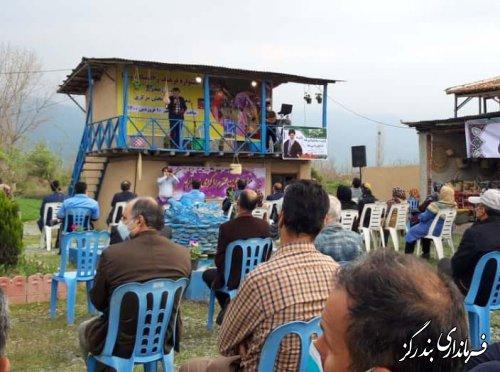 گزارش تصویری از جشنواره فرهنگ و اقتصاد روستا