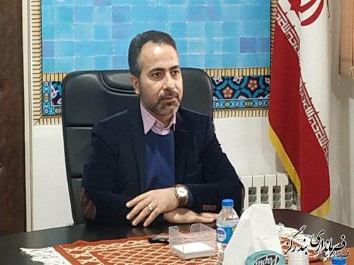 بخشدارنوکنده ازشخصیتهای موثر برای نام نویسی در انتخابات شوراهای روستادعوت کرد