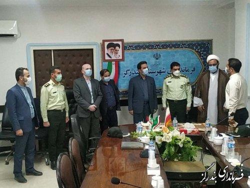 نیروی انتظامی سند افتخار امنیت کشور است