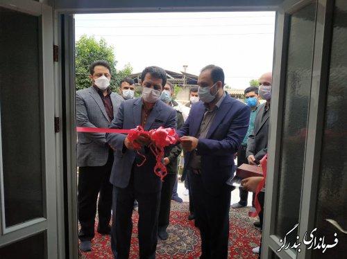 افتتاح متمرکز 71 واحد مسکونی مددجویان بهزیستی در روستای سرطاق