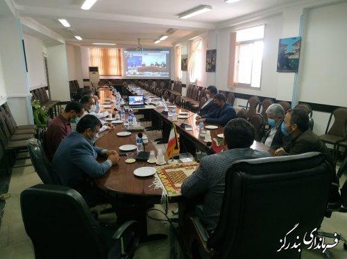 نشست هم اندیشی اعضای شوراهای اسلامی شهرهای گلستان با استاندار برگزار شد