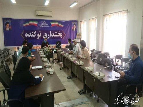 اعضای شورای اسلامی بخش نوکنده انتخاب شدند