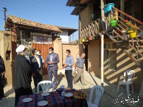 دهمین اقامتگاه بومگردی شهرستان بندرگز افتتاح شد