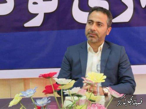 بخشدار نوکنده اقشار مختلف را برای مشارکت در جشنواره رضوی دعوت کرد