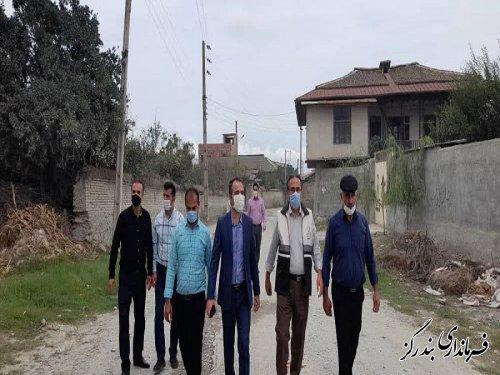 همراهی مردم در اجرای طرح هادی روستا امری ضروری است